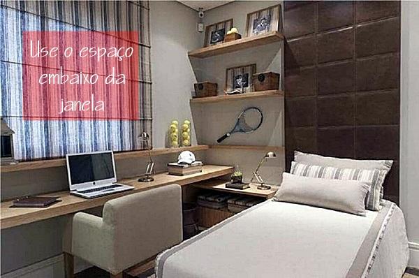 apartamento integrado pequeno 12