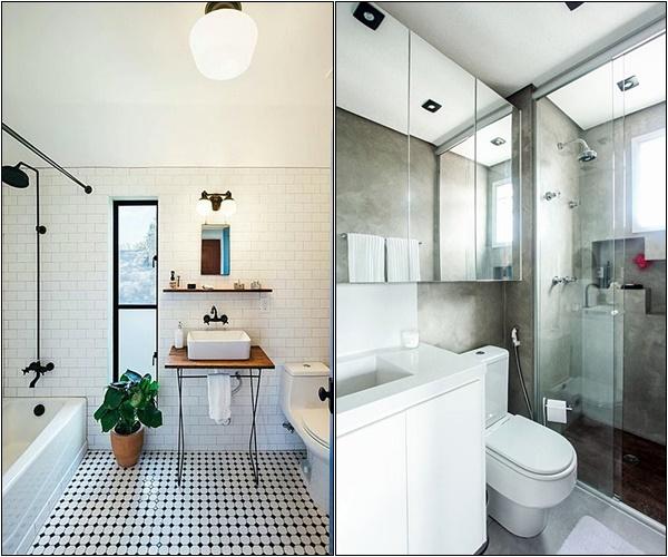 Banheiro ndustrial simples 4