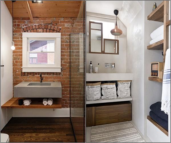 Banheiro industrial simples 6