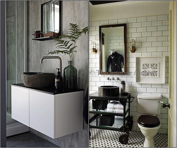Banheiro industrial simples 7