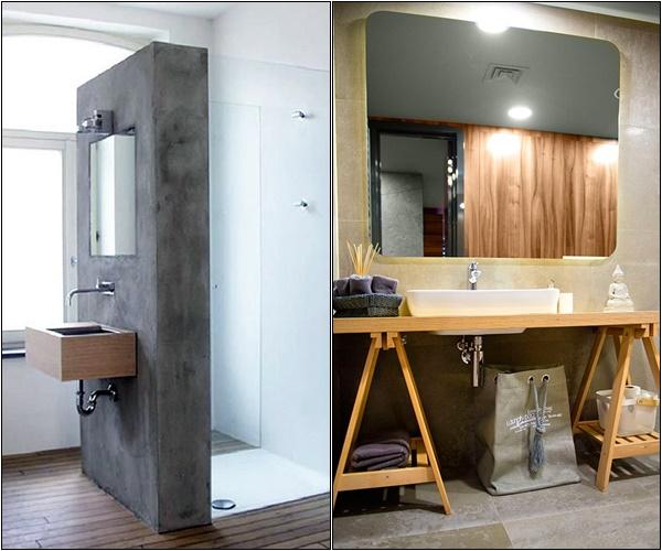 Banheiro industrial simples 8