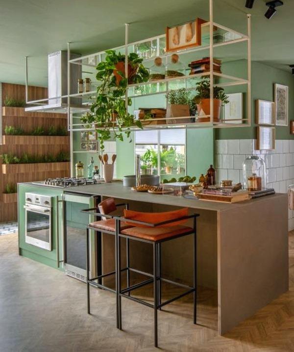 Cozinha Alecrim de Bernardo Gaudie-Ley e Tânia Braida casacorRJ