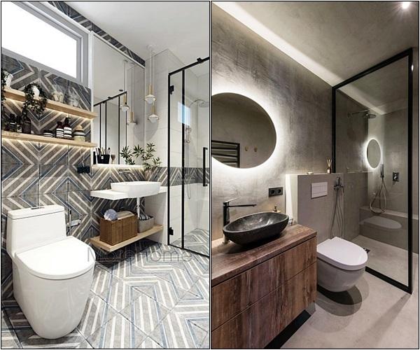 banheiro industrial sofisticado 4