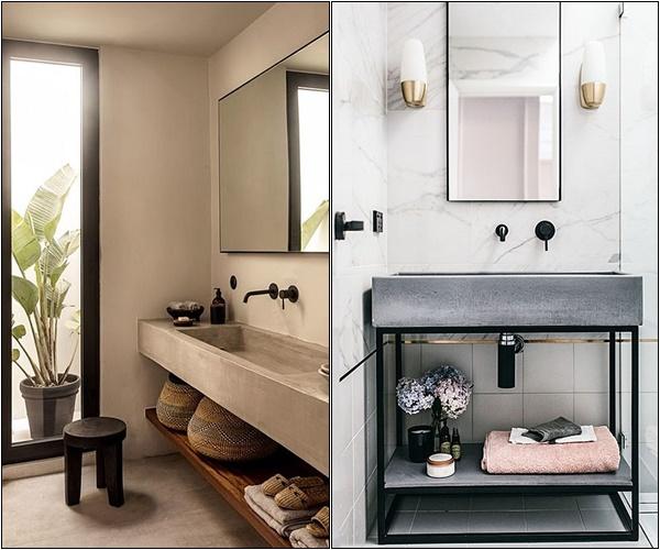 banheiro industrial sofisticado 6