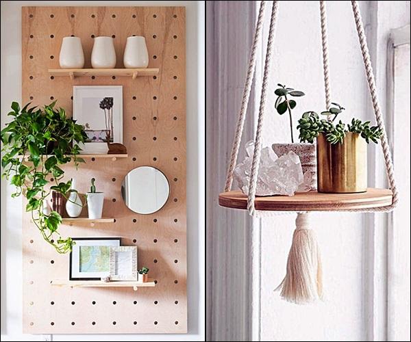pequenas estantes e nichos 1