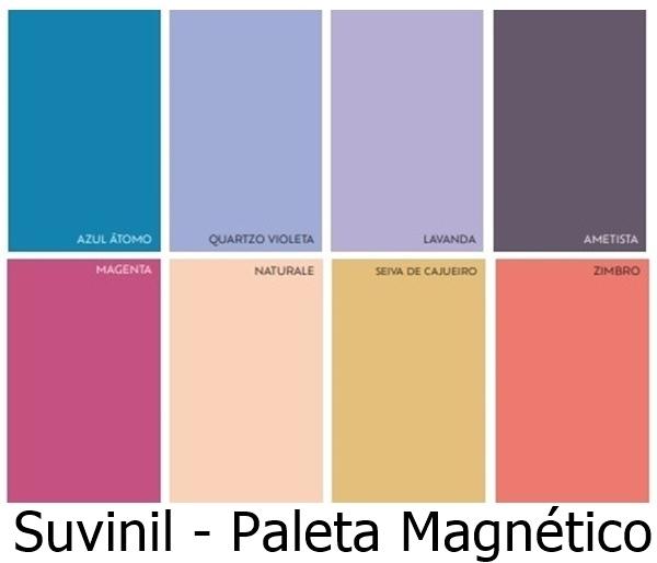 suvinil magnético 2019 cores