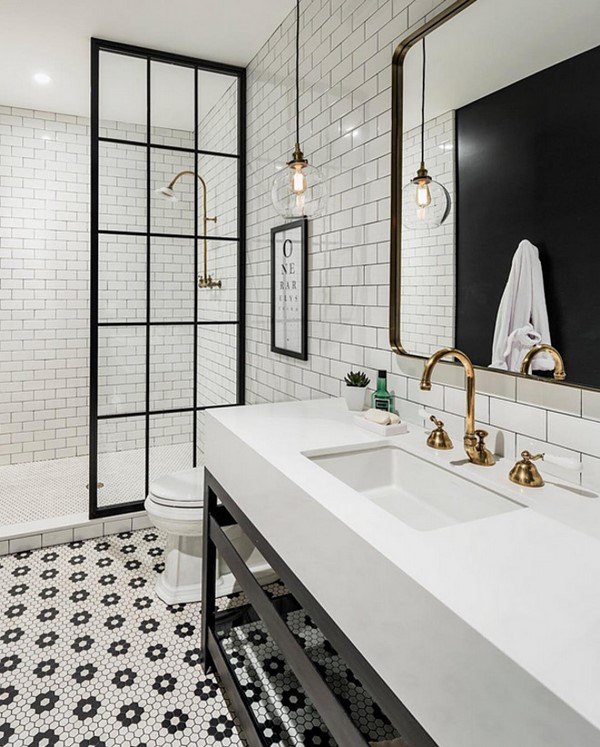 Gazeta do Povo home-bunch-reproducao-box-esquadria-preta-elegante-ideias-banheiro-mudanca-decoracao
