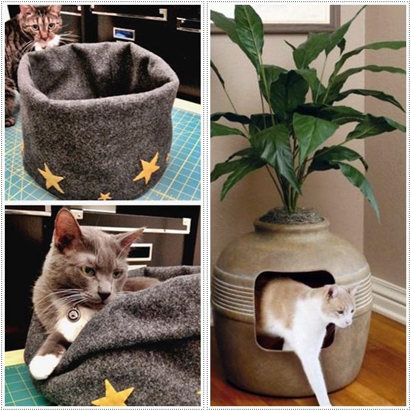 decoração para gatinhos 11