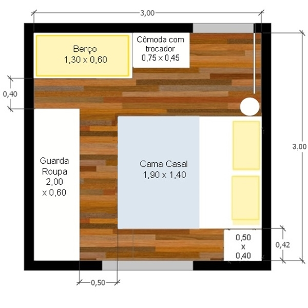 QUARTOcasalebebe3x3 3b1