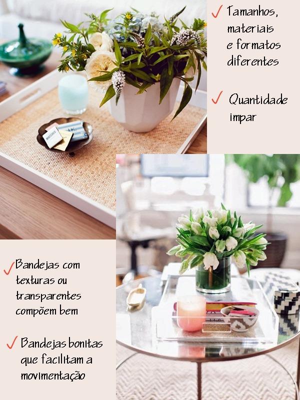 acessórios na decoração da sua casa