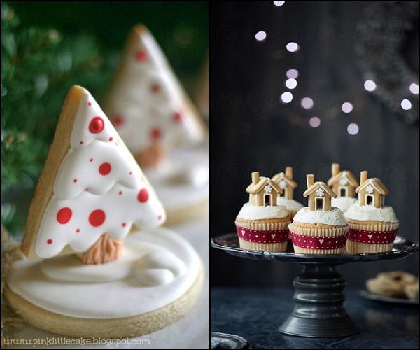 decoração de natal comidinhas