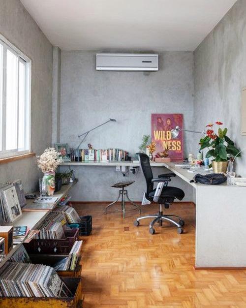 escritório na casa