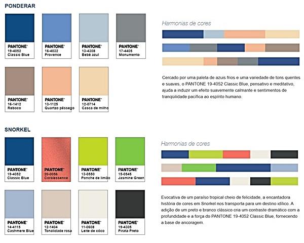 cores de 2020 paleta pantone 1