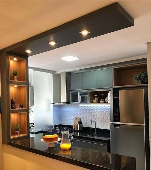 iluminação na cozinha - temperatura de cor