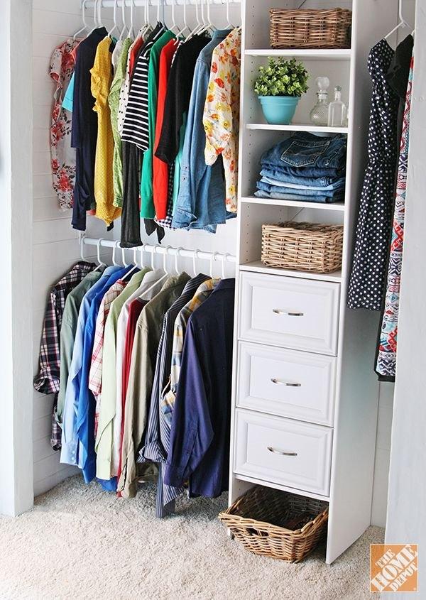 guarda-roupa sem portas