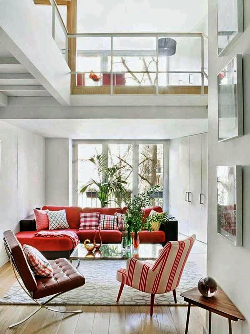 uso do vermelho na decoração
