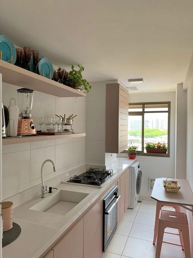 cozinha em Sal Rosa - Arauco