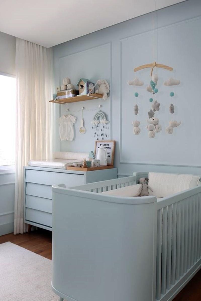 20 quartos de bebê seguros, práticos e confortáveis