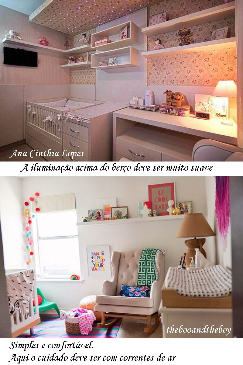 quartos de bebê