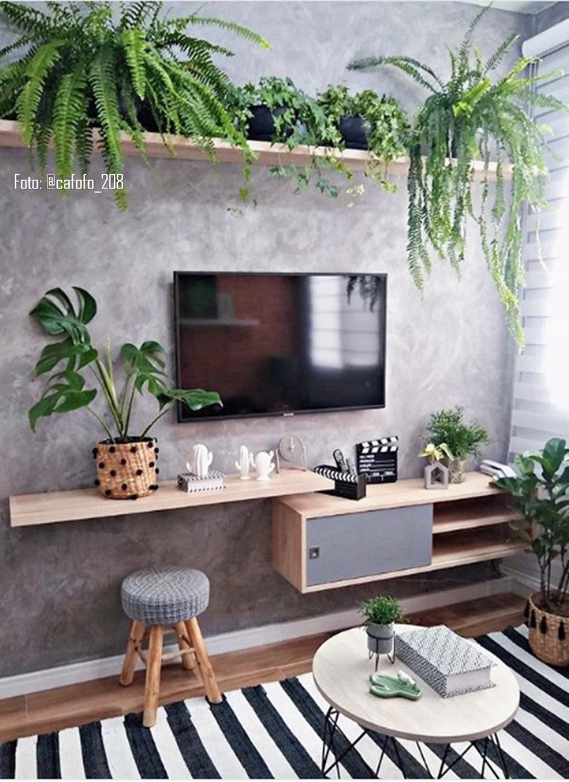 5 tendências de decoração para 2021 - sala estilo industrial