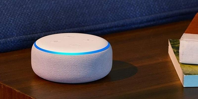 smart amazon echo dot1