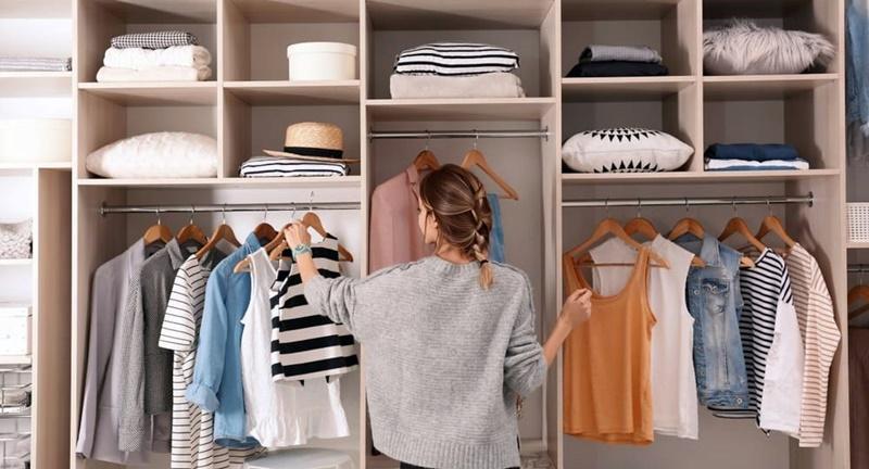 Como otimizar a organização do seu guarda-roupas - personal organizer guarda-roupas