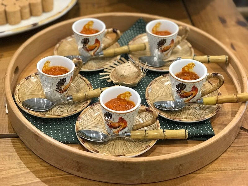 festa junina em casa decoração de mesa