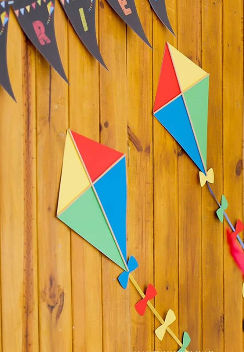 festa junina em casa decoração com pipas