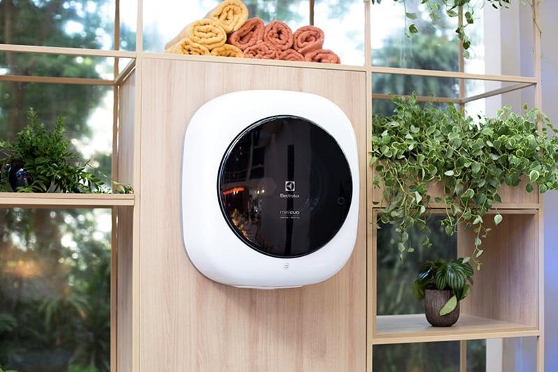 maquina de lavar mínima