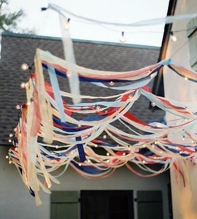 Festa junina em casa decoração