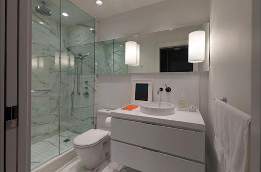 A Iluminação Do Banheiro Simples Decoracao Simples Decoração