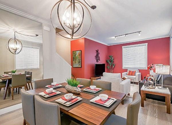 10 Salas de Estar e Jantar integradas Simples Decoracao Simples Decoraç u00e3o -> Decoração De Sala De Estar E Jantar Juntas Pequena