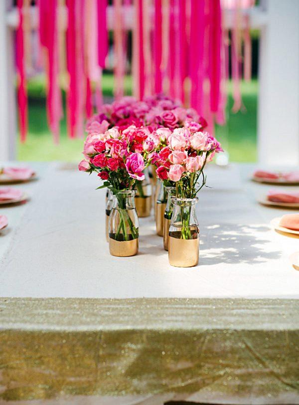 Belas Decorações De Mesas Para Festa Simples Decoracao Simples