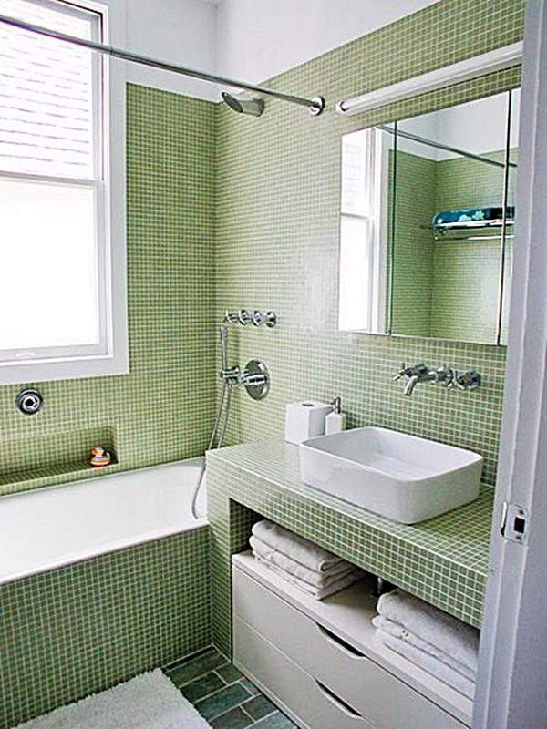 20 banheiros pequenos com banheira Simples Decoracao Simples Decoraç u00e3o -> Decoração Banheiro Pequeno Com Banheira