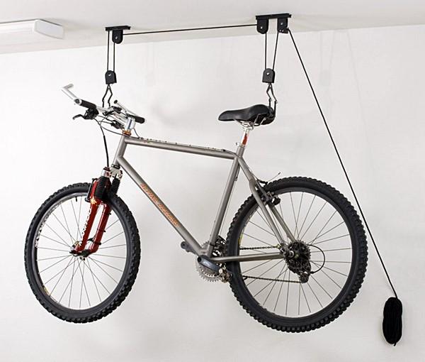 22 Ideias Para Colocar A Bicicleta Na Parede Simples