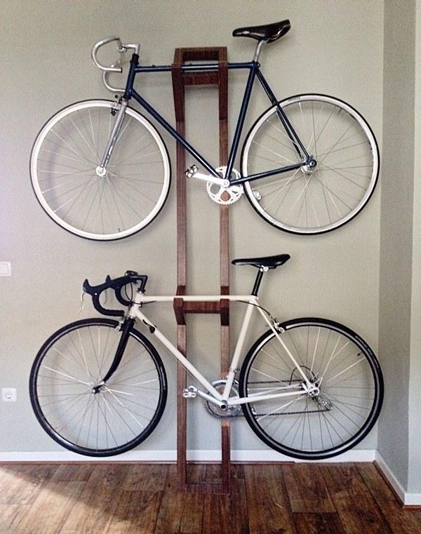 008be064c 22 ideias para colocar a bicicleta na parede