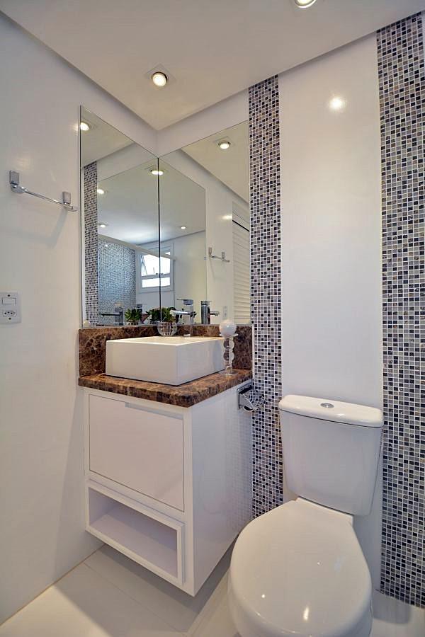 20 Ideias Econômicas Para Reformar Seu Banheiro Pequeno