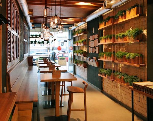Tendências na decoração de bares, cafés e restaurantes