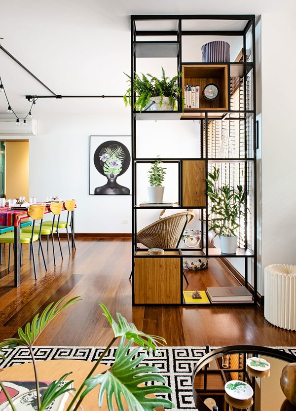 As mil formas de dividir ambientes sem paredes (parte 2)